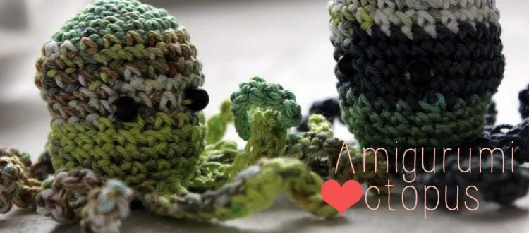 Amigurumi Oktopus häkeln