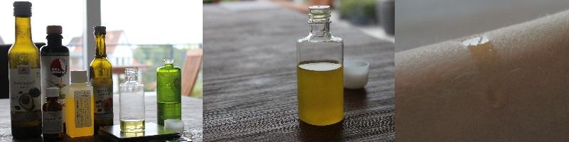 Ölmischung für Schwangerschaftsöl